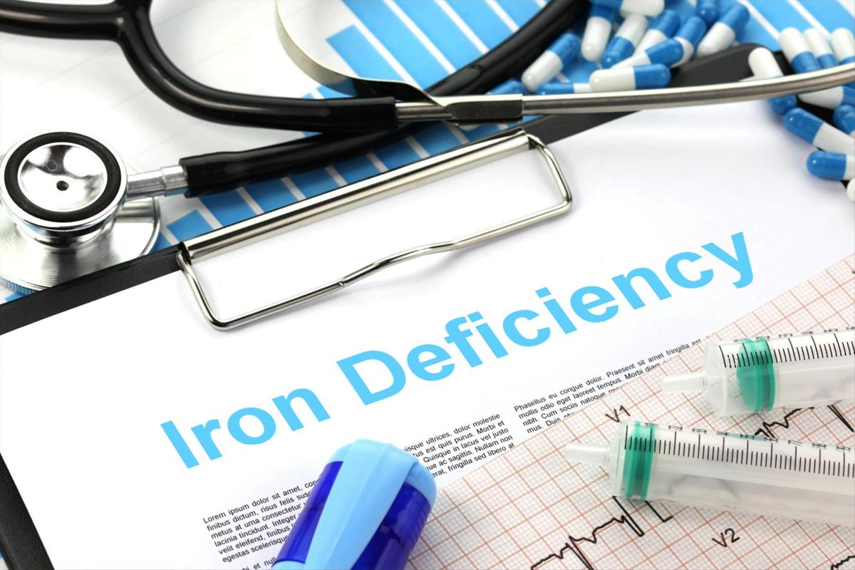 Foods that can Fight Iron Deficiency