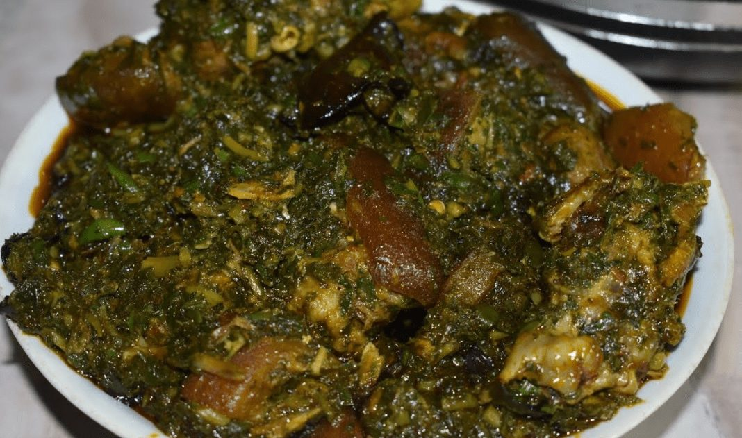 Health Benefits of Afang Soup Is Afang Leaf Good for Your Health