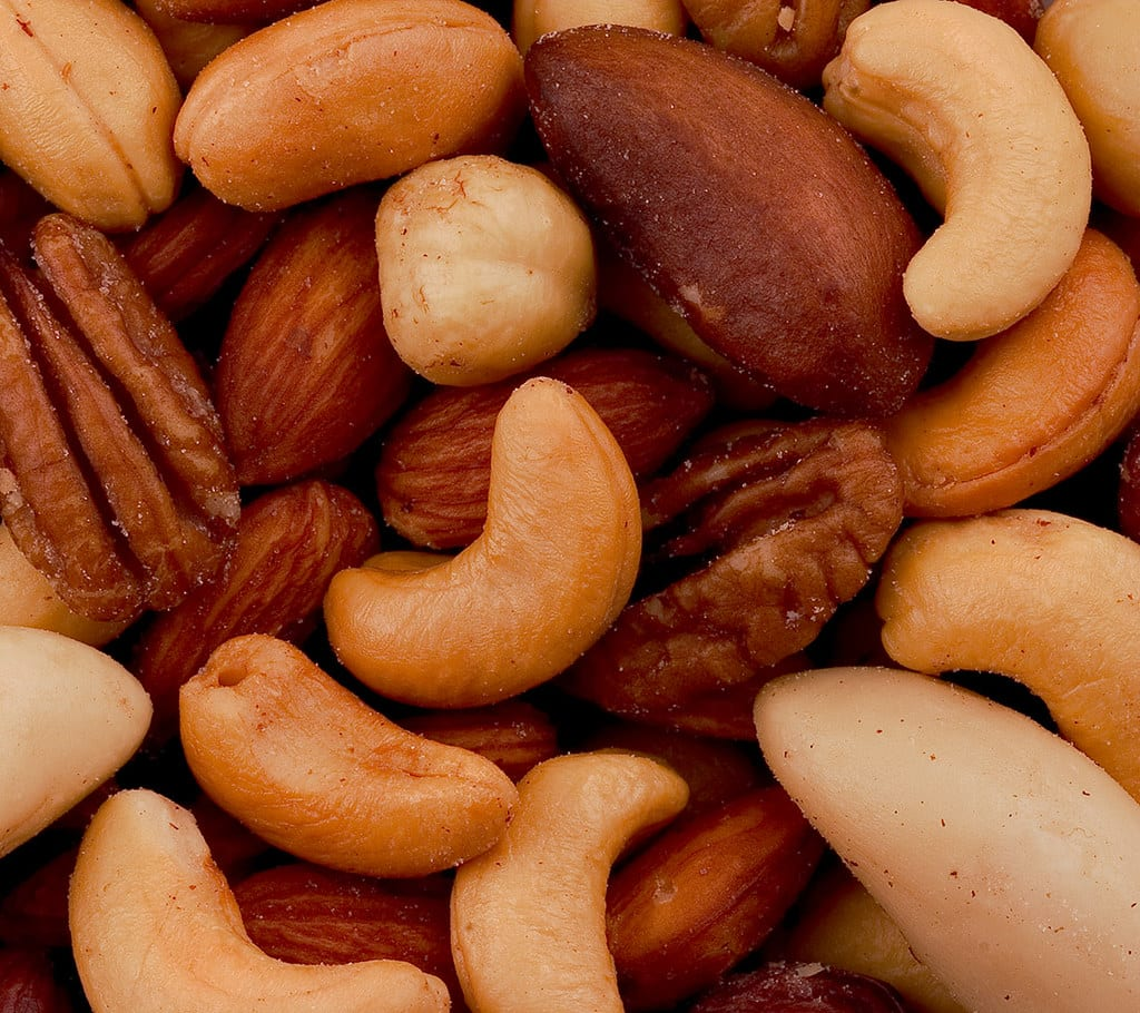 8 Healthy Benefits of Nuts