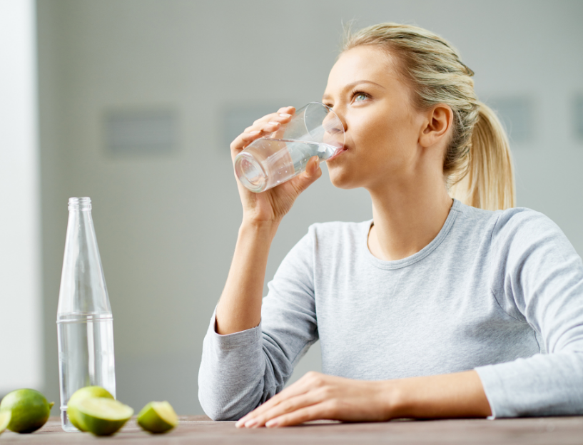 Benefit of Water on Weight Loss