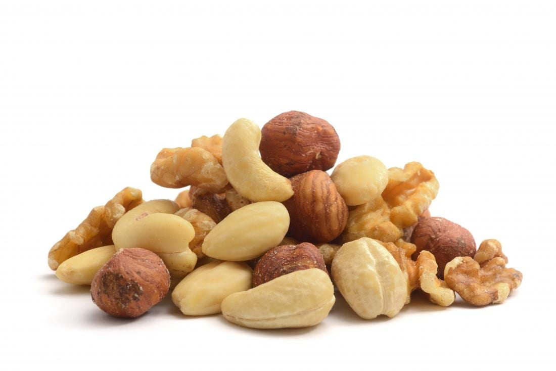 How Nuts Can Help You Lose Weight