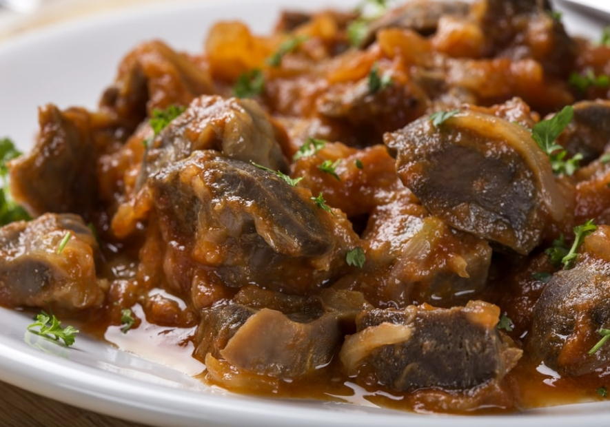 How to Make Easy Peppered Gizzards Recipe