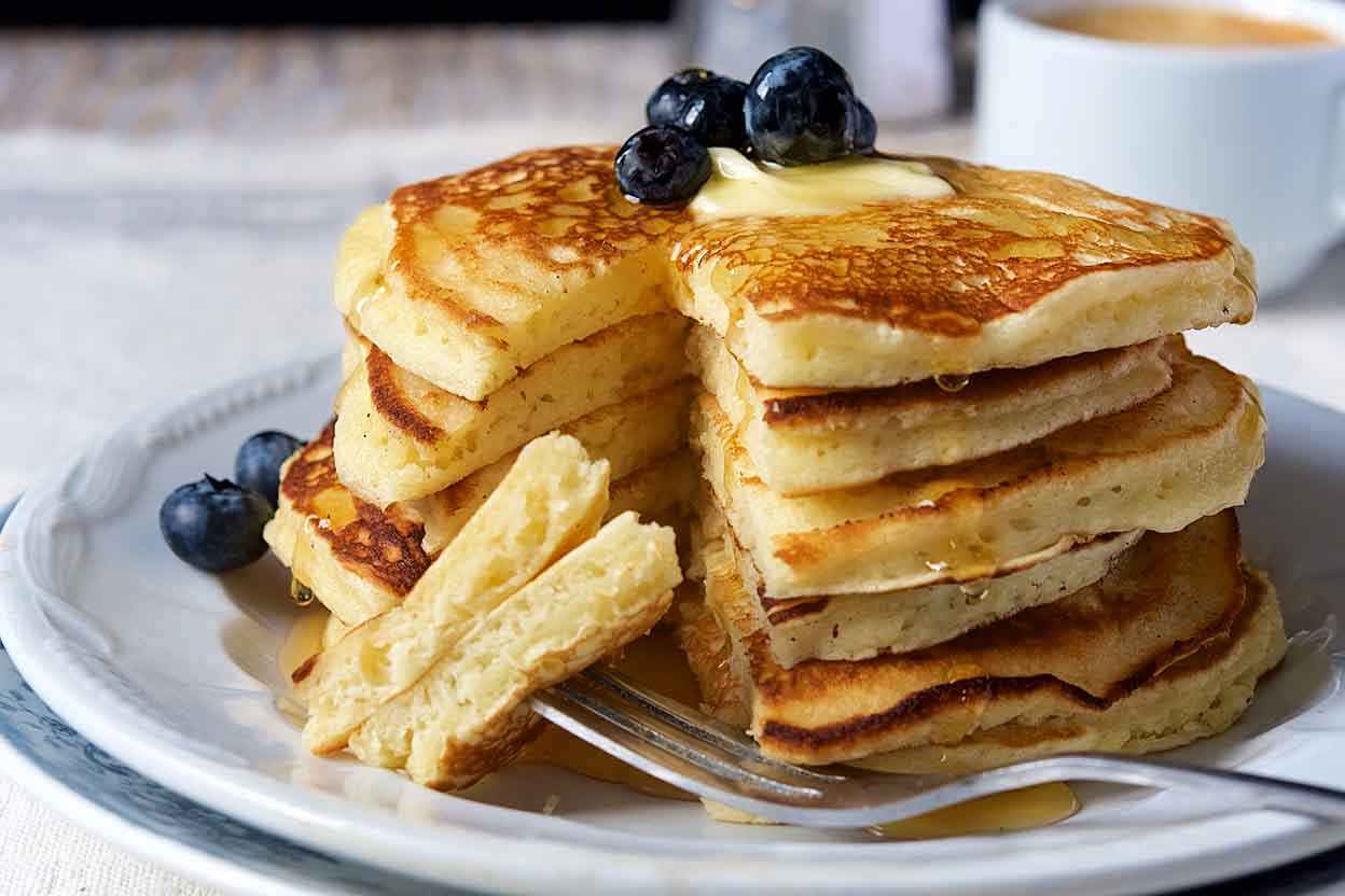 Pancake Recipe Perfect for Home