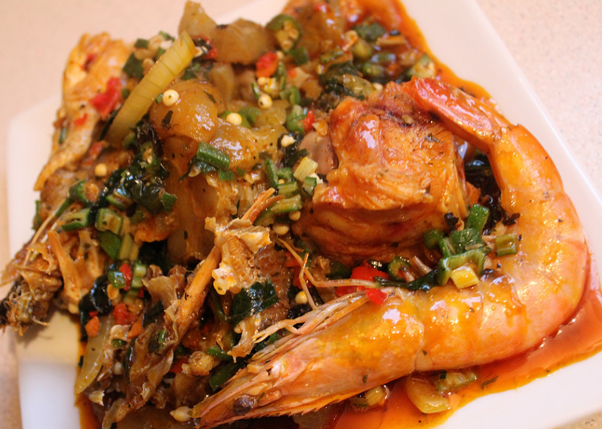 Seafood Okra Soup Can this Recipe Benefit Your Health