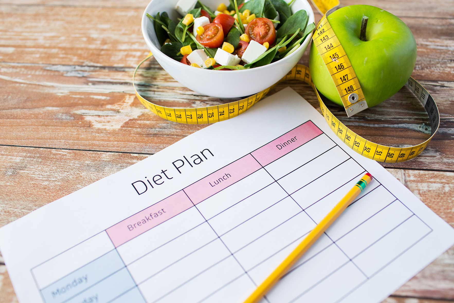 The Best 8 Diets Plans for Weight Loss Sustainability and More