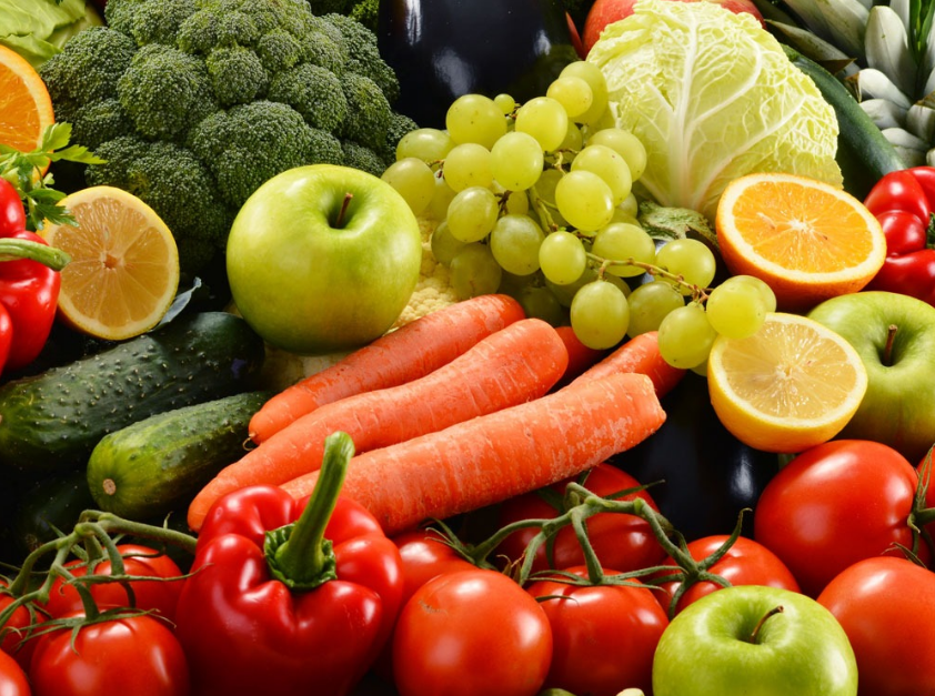 Keep fruits and veggies free from contaminants
