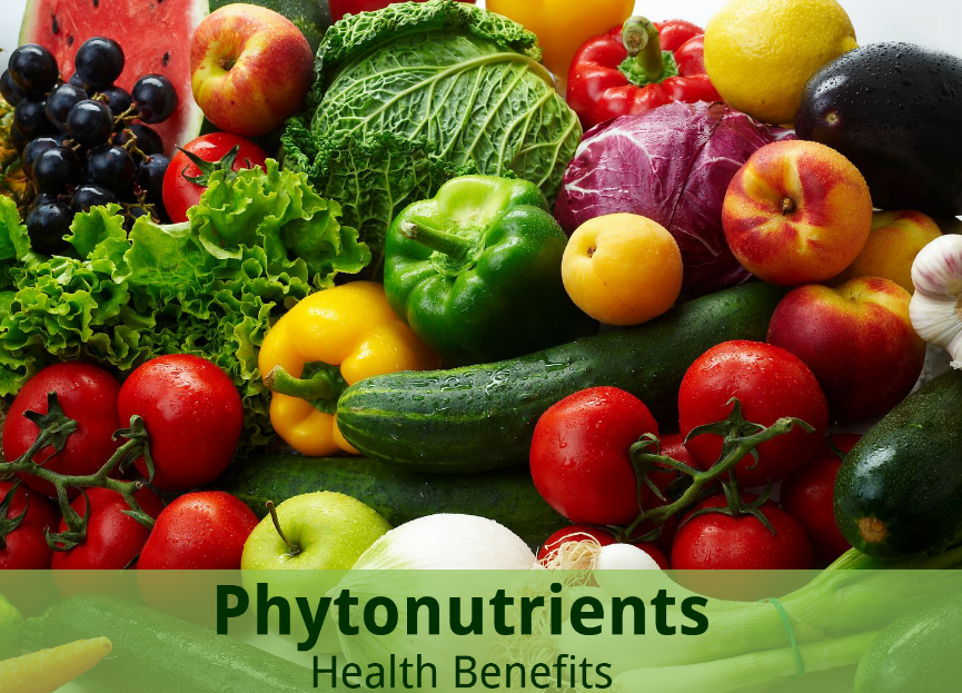 Phytonutrients Types and Health Benefits