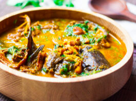 Health Benefits of Eating Ogbono Soup